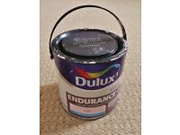 Dulux Natural Hints Sorbet Light Pink Matt Paint For Walls & Ceilings Almost 3/4 of a 2.5L Tin