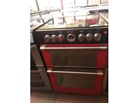 60CM RED STOVES ELECTRIC COOKER