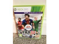 Used Fifa 13 Xbox 360 game