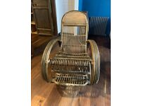 Rattan Rocking Chair - great living room furniture
