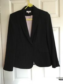 Ladies suit, skirt and jacket. Debenhams, petite 10
