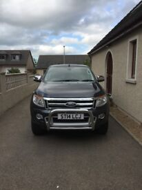 2014 Ford Ranger 3.2L TDCI Limited 4x4 Double Cab