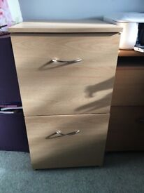 One or Two File Cabinet - great price!