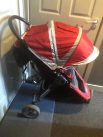 Baby jogger city mini pushchair/stroller