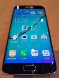 Samsung Galaxy S6 Edge (SM-G925F) 64GB UNLOCKED. Perfect Working Condition.