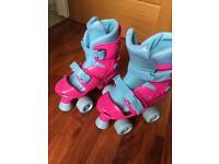 Chad Valley Kids Rollerskates size 13-2