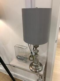 Console/bedroom lamp