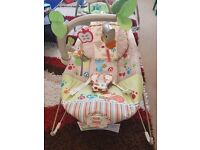 Baby fisher price rocker