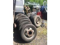 Iveco part 2 axal VW LT. sprinter 315CDI. 311. 313 312. For sell