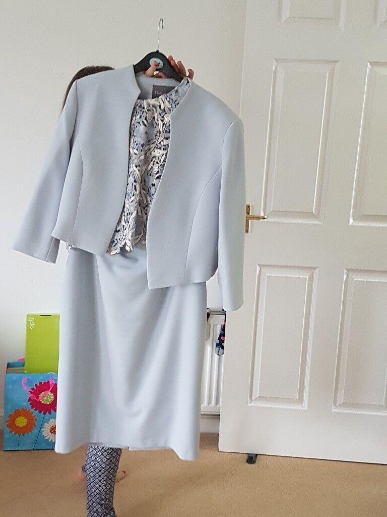 Phase eight dress snd matching jacket | in Bishopbriggs, Glasgow ...