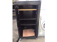Network Data Server Cabinet Security Lock Box Rack Black