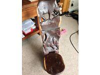 Milawi vintage african chair