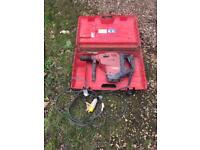 Hilti TE-80-ATC 110v demolition breaker rotary drill