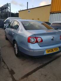 VW Passat Low Mileage