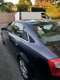 Audi A4 2l petrol