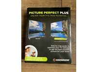 Knowhow Picture Plus Triple Format Edition. Optimise Smart TV HD 4k (NEW)