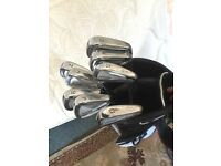 Makser as-2 Tour irons (3 to pw)