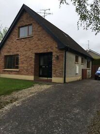 3 bed detached house for rent Ballinamallard
