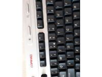 FOR SALE WIRED PC KEYBOARD, HARDLY USED, EXCELLENT CONDITION