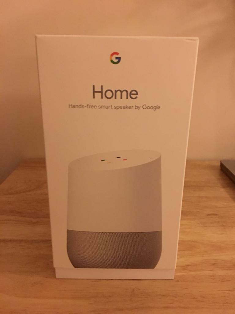 Google Home Brand New still sealed