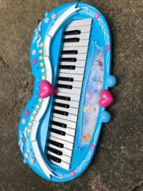 Frozen Toy Piano