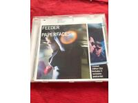 Feeder Paperfaces CD.