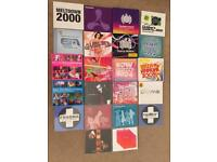 The 00's Dance Music CD's
