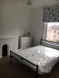 Double room in shared house all bills included 4 mins from centre