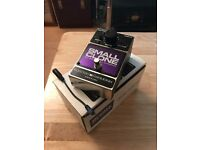 Electro-Harmonix Small Clone Chorus Pedal w/ Box and PSU Adapter