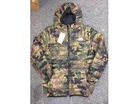 Men's Northface Camo Jackets for sale...