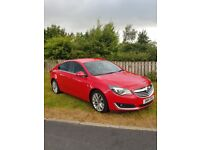 Vauxhall Insignia 1.8 vvt SRI Rare in Power Red