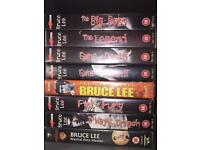 Bruce lee films bundle