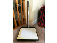 Base & pole for a Paterson Enlarger & accessories