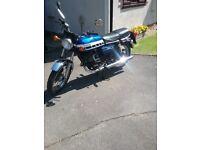 RD 250 Yamaha classic bike for sale £2950