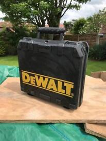 DeWalt Cordless Drill Box