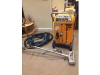 Extracta excel carpet cleaning machine