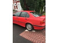 BMW 316 SE 1.6 ltr, 5doors , low mileage, well maintained powerful engine,