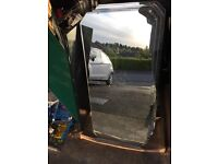 Mirrors! Long,oblong, wider oblong 1x60cm wide & 1x 70 round