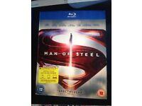 Blur Ray superman DVD