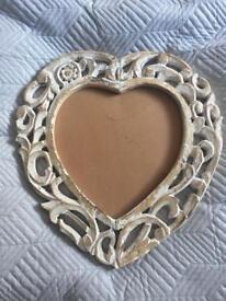 Handmade wooden frame