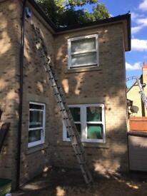 Clima Trade Grade Double Ladder