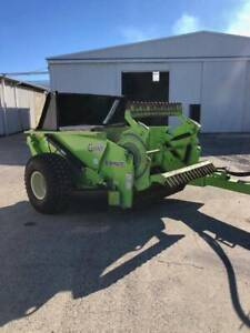 Schulte 2500 Rock Picker Applethorpe Southern Downs Preview