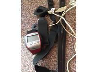 Garmin 305 sports watch and heart rate monitor