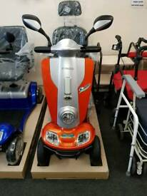 Mobility scooter 8mph 12mth warranty