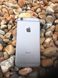 iphone 6 Space Grey 128 GB