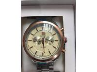 Tag carrera automatic watch can deliv local or post