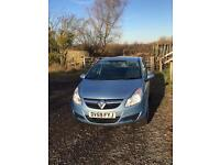 Vauxhall Corsa 5dr hatchback 09