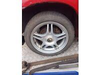 alloy wheels 4x100 vauxhall