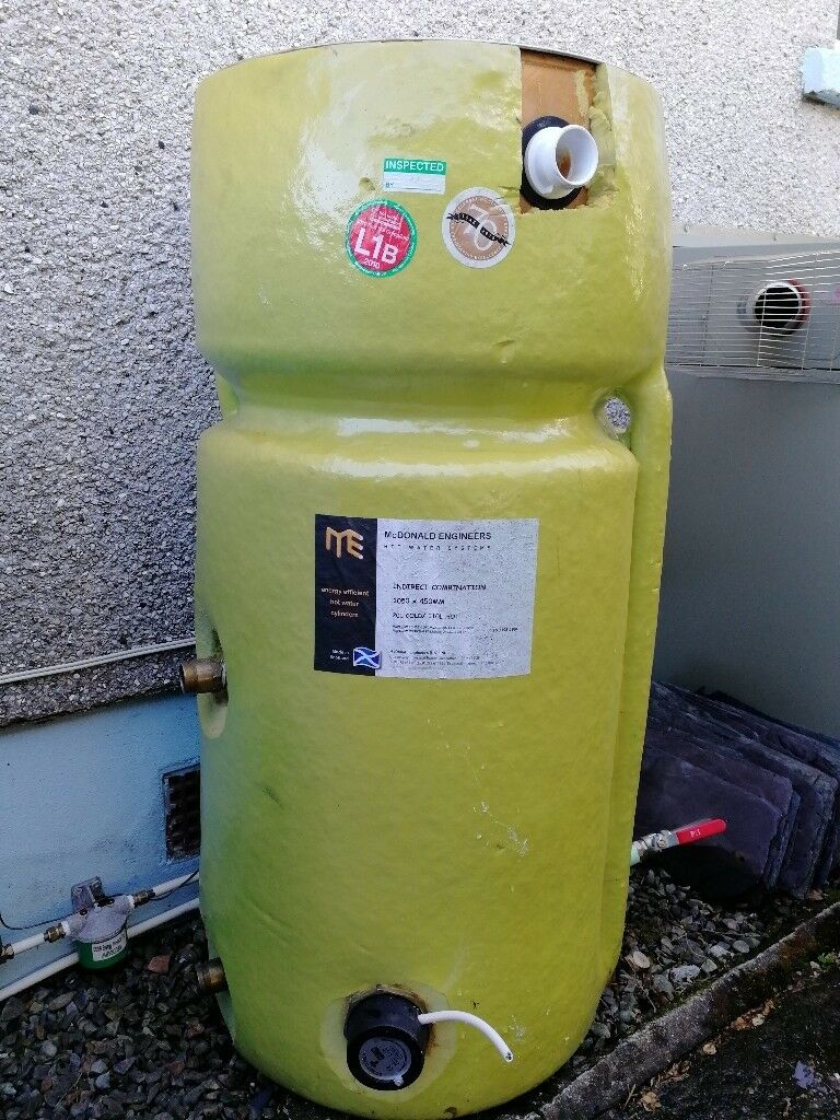 Indirect combination hot water cylinder | in Avoch, Highland | Gumtree