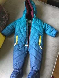 Ted Baker snow suit